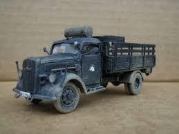 german opel blitz truck opel blitz eastern funker u0027s u0027panzerfaust armoured fist u0027 blog