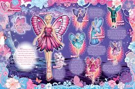 barbie special edition magazine 05 barbie mariposa pelican
