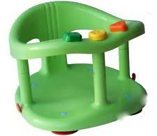 Seat Chair Baby Safe Bath Tub Ring Safety Anti Slip Seat Chair Keter Infant