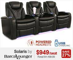 Viva 2577 Home Theater Recliner Seatcraft Tiered Home Theater Seating Without Risers