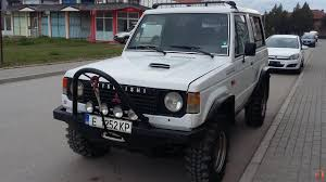 mitsubishi outlander off road pazar3 mk ad mitsubishi pajero 2 8tdi 130ks off road for sale