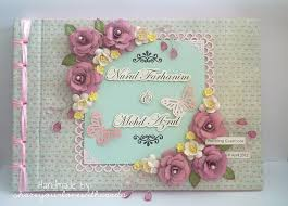 homemade wedding guest book ideas shabby chic wedding guest book