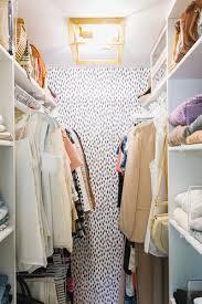 closet makeover organization tips for an efficient tiny closet