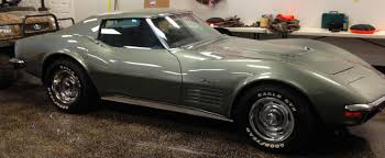 1972 corvette stingray 454 for sale used corvette for sale