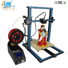 imprimante 3d de bureau creality 3d cr 10 mis à jour diy de bureau 3d imprimante reprap