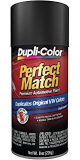 amazon com genuine volkswagen black magic pearl touch up paint