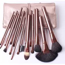 professional makeup tools gold megaga brushes professional makeup brush set tools