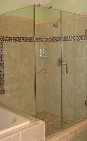 Frameless Bathroom Doors Frameless Glass Shower Doors Enclosures Steam Showers Va