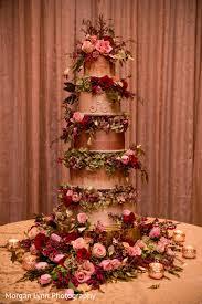 Wedding Cake In Tulsa Ok Indian Wedding By Morgan Lynn