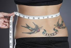 how weight and body fluctuations can affect your tattoo
