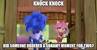 Boom Meme - sonic boom sonamy meme by xxmisery severityxx on deviantart