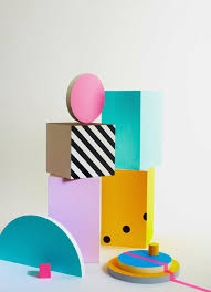 1980s interior design styles mirror80 memphis inspired styling by charlotte love photography by natalie dinham