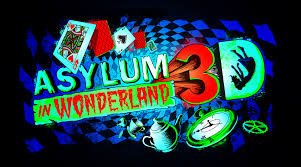 video asylum in wonderland 3d haunted house is universal