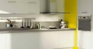 plan de travail pour cuisine blanche cuisine blanche 20 idées déco pour s inspirer deco cool