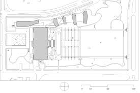 Crown Hall Floor Plan Iit College Of Architecture