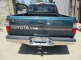 toyota t100 truck 1997 toyota t100 sr5 green xtra cab 3 4l at 4wd z16301 rancho