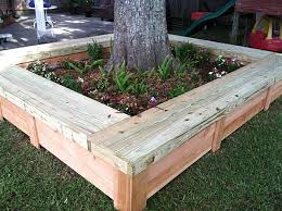 Bench Around Tree Plans Tree Bench Ideas For Added Outdoor Seating Tree Bench Bench And