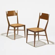 Set Of Four Dining Chairs 191 Paul Mccobb Linear Dining Chairs Model 432 Set Of