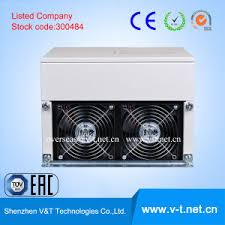 3 phase fan controller china v t 3 phase 37 to 45kw ac drive senser less vector control