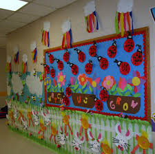 Spring Decorating Ideas Pinterest by Classroom Spring Hallway Decoration Classroom Crafts Pinterest