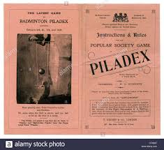 10 rules of table tennis instructions and rules for the victorian parlour game of piladex c
