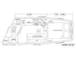 horse trailer living quarter floor plans horse trailer floor plans living quarter horse trailer 12 short