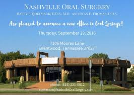 nashville oral surgery brentwood cool springs nashville harry