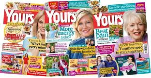 Spend Vouchers on Yours Magazine subscription at Tescocom