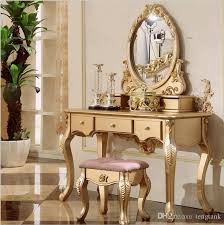 Bedroom Dresser Mirror Factory Price Royaleuropean Mirror Table Modern Bedroom Dresser