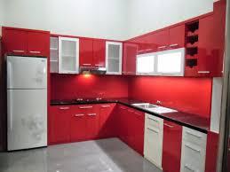 modern kitchen set beautiful model kitchen set modern taste