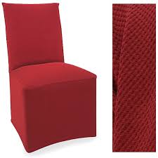 easy chair covers stretch maroon dining chair cover