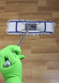 how to clean laminate floors bob vila