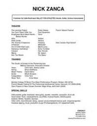 Official Resume Simple Resume Sample In Philippines Resume Ixiplay Free Resume