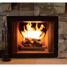 wood fireplace insert grates fireplace design and ideas