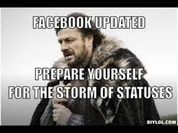 Meme Generator Facebook - winter is coming meme generator facebook updated prepare