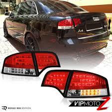audi a4 tail lights audi a4 b7 euro red rear brake led smd tail lights tunerkart