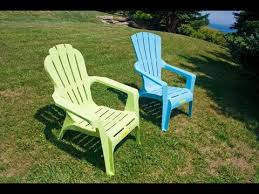 Plastic Patio Chairs Plastic Lawn Chairs Can Plastic Lawn Chairs Be Painted Youtube