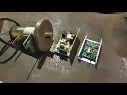 dc treadmill motor controller explained belt grinder youtube