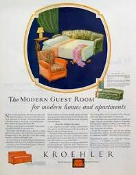 Home Decor Ads Kroehler Relaxer Chair 1955 Ad Picture Kroehler Furniture