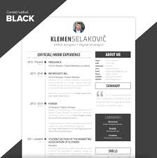 Digital Resume Your Cv Project Get Your Cv Or Resume Designed For Free