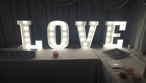 white light up letters marquee light up letters retro letters vintage signs