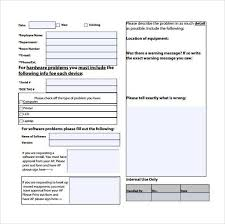 free sample request form 5 request form templates formats