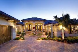 Florida Mediterranean Style Homes - mediterranean model homes florida luxury mediterranean florida