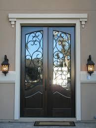 Secure French Doors - wood doors french doors exterior doors iron doors french door