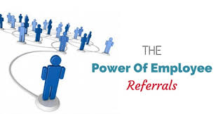 what is the power of employee referrals in recruitment wisestep