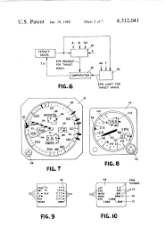 patent us4312041 flight performance data computer system