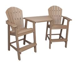 Casual Patio Furniture Sets - poly outdoor furniture baltimore md ravens patio poly furniture
