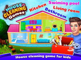 house cleaning games house makeover cleanup game android apps