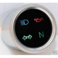 oil pressure warning light warning light units