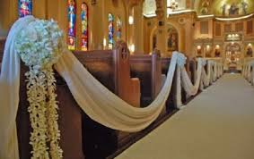 church wedding decoration 7 easyday